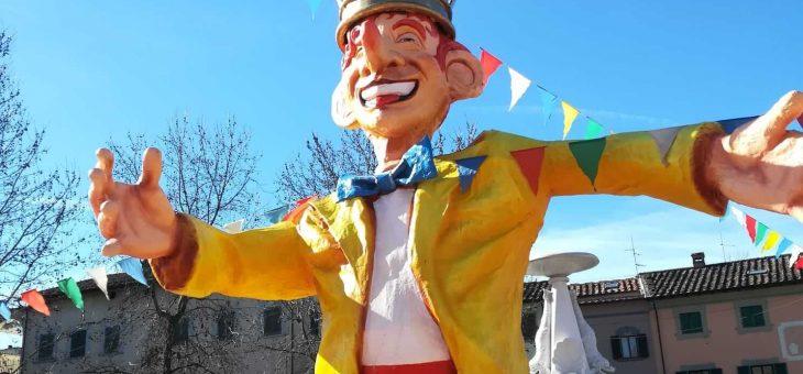 Bientina in maschera: ancora carri e tanti bambini in piazza per il Carnevale 2019!
