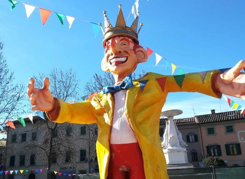 Carnevale a Bientina