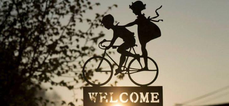Pedalando per Calcinaia: inaugurata la nuova pista ciclabile.
